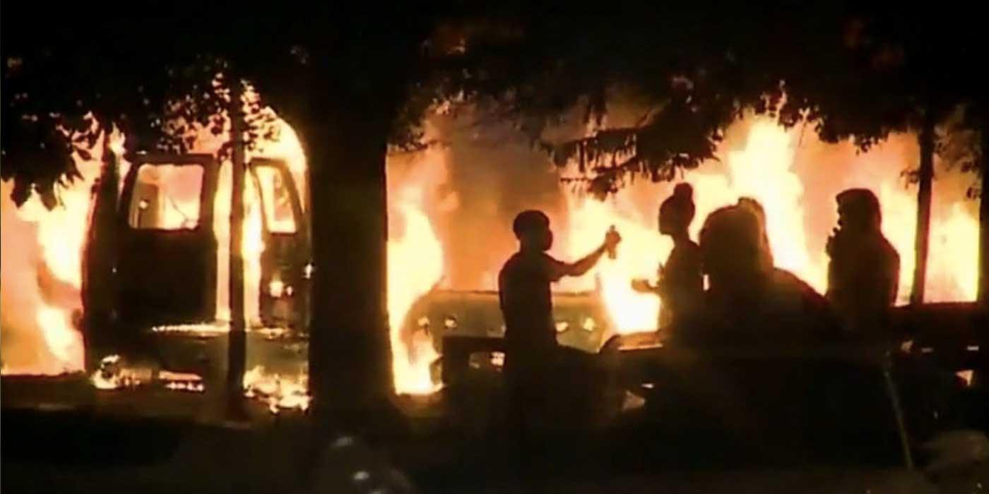 Milwaukee Riots Aug 2016